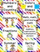 Classroom Library Labels {Editable} - Colorful Stripes and