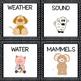 Classroom Library Labels: Farm Animals Theme