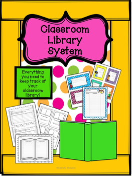 Classroom Library System- Book Checkout System