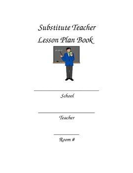 Classroom Management Bundle ( Sub Plan Binder, Behavior No