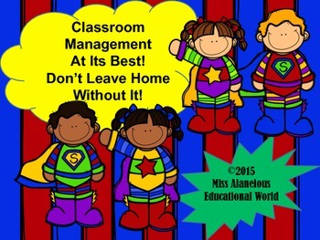 Classroom Management: Don't Leave Home Without It! Trainin