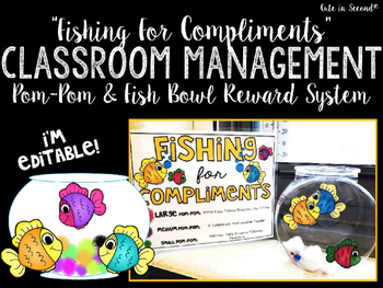 "Classroom Management ""Fishing for Compliments"""