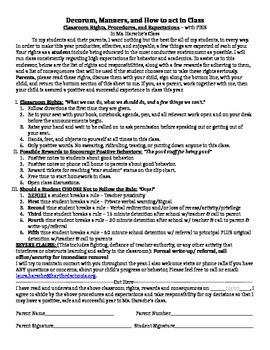 Classroom Management - Fool Proof Behavior Plan with PBIS