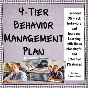 Behavior Management and Classroom Management: School-Wide License