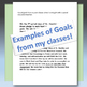 Classroom Management: Goal-Setting Activity