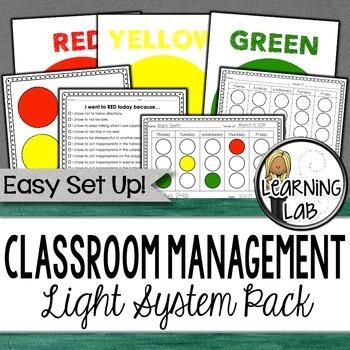 Classroom Management: Light System Pack