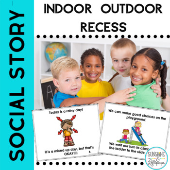 Classroom Management Social Skill Stories Indoor and Outdo
