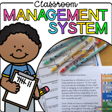 Classroom Management System - Behavior Clip Chart, Voice L