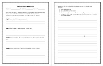 Classroom Management Tool to Cut Down on Arguments in the