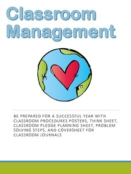 Classroom Management and Problem Solving Steps