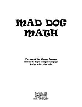 Classroom Mastery PDFs – 1st Grade
