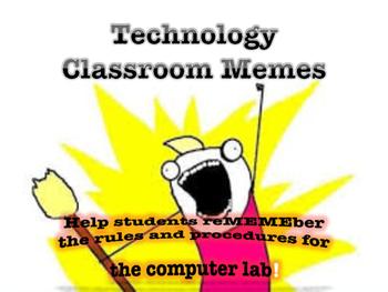 Classroom Memes