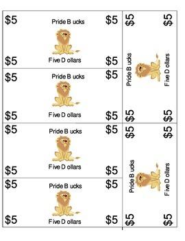 Classroom Money Classroom Economy