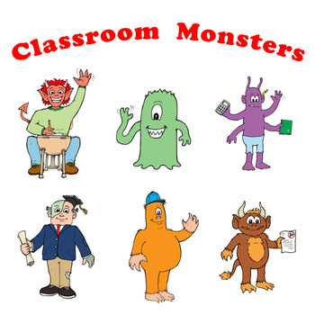 Classroom Monsters
