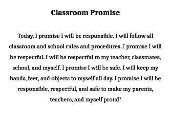 Classroom Morale