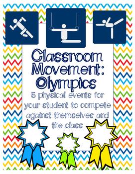 Classroom Movement: Olympics