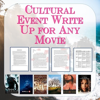 Classroom Movie Write-Up Prompt Sheet