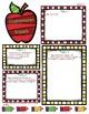 EZ Editable Classroom Newsletters - Set 1