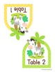 Classroom Labels Safari Theme