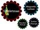 Classroom Organizational Labels {Freebie} with a Chalkboar