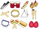 Classroom Percussion - A Game for Practicing Ta, Ti-Ti and