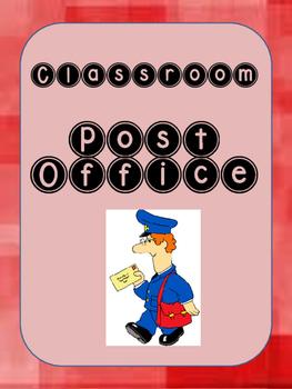 Classroom Post Office