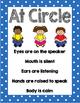 Classroom Procedure Posters
