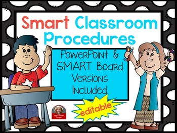 Classroom Procedures PowerPoint and SMART Board