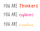 Classroom Quotes- You Are..
