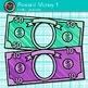 Classroom Reward Money Clip Art 1 - Classroom Management,