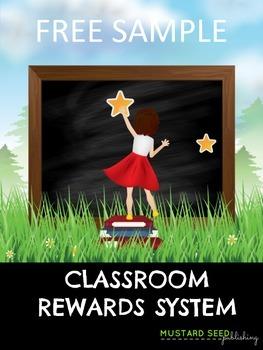 Classroom Rewards System