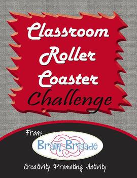 Classroom Roller Coaster Challenge | Maker Space, Make, ST
