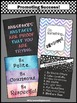 Classroom Rules Set of 4 Inspirational Posters for Back to