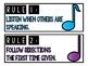 Classroom Rules - Music Theme
