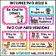 Classroom Rules Posters {Editable~Bright Polka Dot Theme}