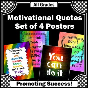 motivational quotes for kids back to school classroom decor