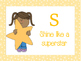 "Classroom Rules- ""Shining Stars"""