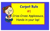 Classroom Rules and Procedures the SMART Way!