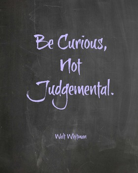 Classroom Sign: Walt Whitman Quote