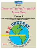 Classroom Teacher/Integrated Lesson Ideas ebook(Vol. 3)