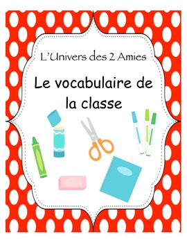Classroom Themed Word Wall Cards
