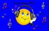 Classroom Transition Song DJ Smart Notebook
