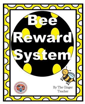 Classroom Management Reward System 'Bee Themed'