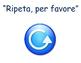 Classroom phrases posters italian