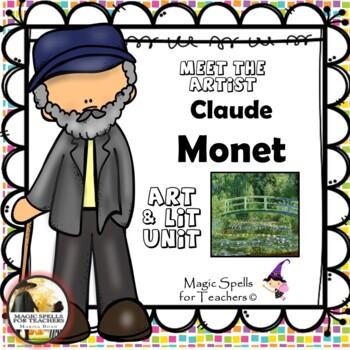 Claude Monet - Meet the Artist - Artist of the Month - Min