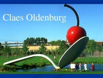 Claus Oldenburg
