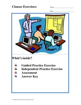 Clauses Exercises