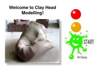 Clay Workshop Slideshow - Clay Heads