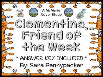 Clementine, Friend of the Week (Sara Pennypacker) Novel St