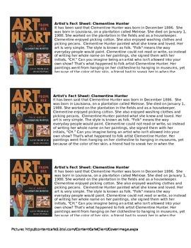 Clementine Hunter- Artist Fact Sheet